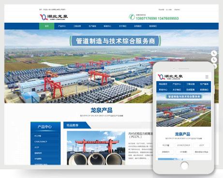 湖北龙泉网站建设
